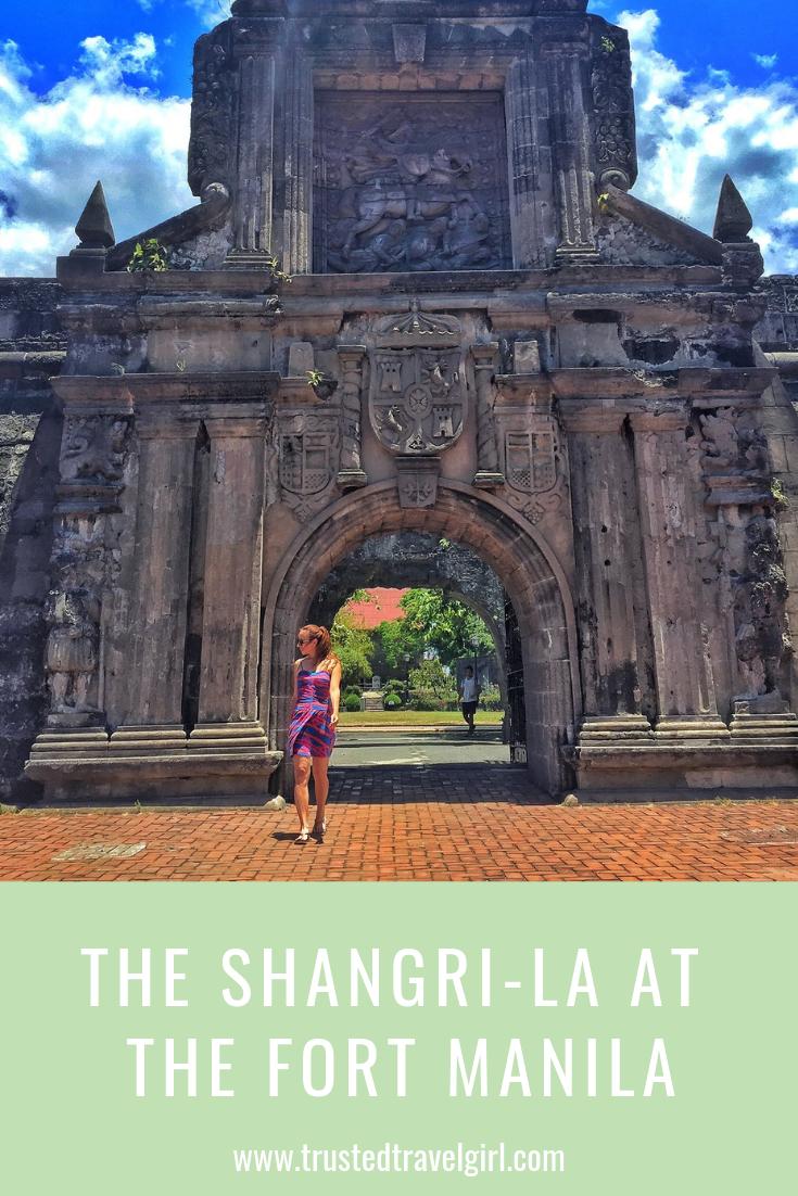 review shangri la at the fort manila