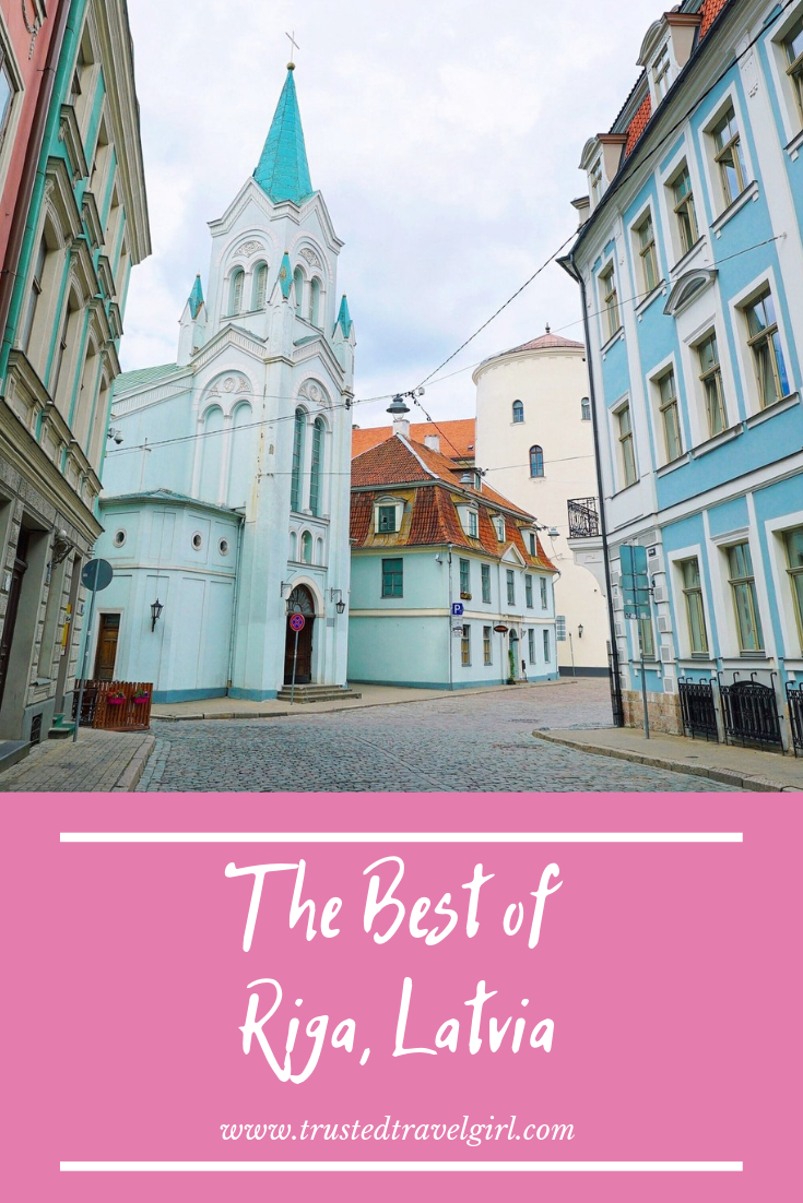 best things to do riga latvia