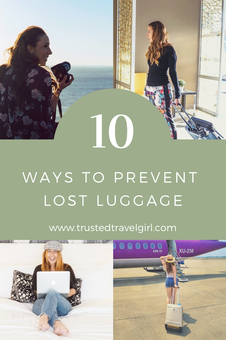 lost luggage travel tips and advice