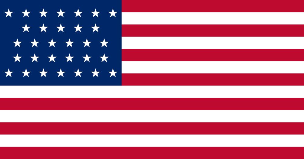 Evolution of the American Flag � Duval's | Downtown Sarasota ...