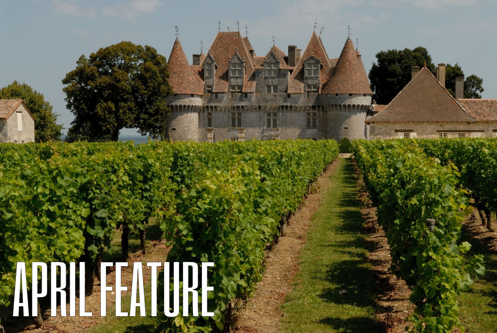 EXPLORE NEXT MONTH'S FEATURE - CHATEAU EXPLORATIONS