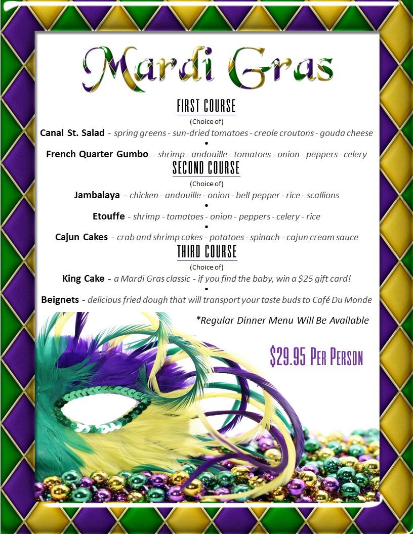 Celebrate Mardi Gras At Duval S Duval S Downtown
