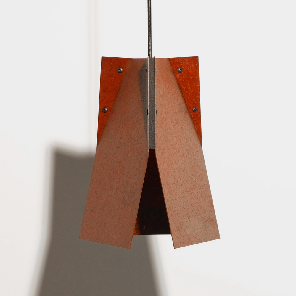 Brake Light / rust / oxidized steel  $680