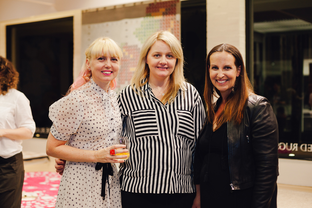 With Amanda Ayres | NEW AGAIN by Petrina Turner Design for Designer Rugs | The launch event