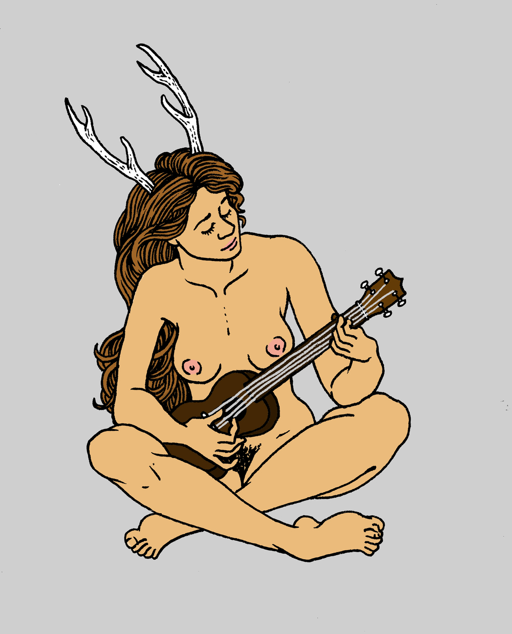 Play your ukulele naked.jpg