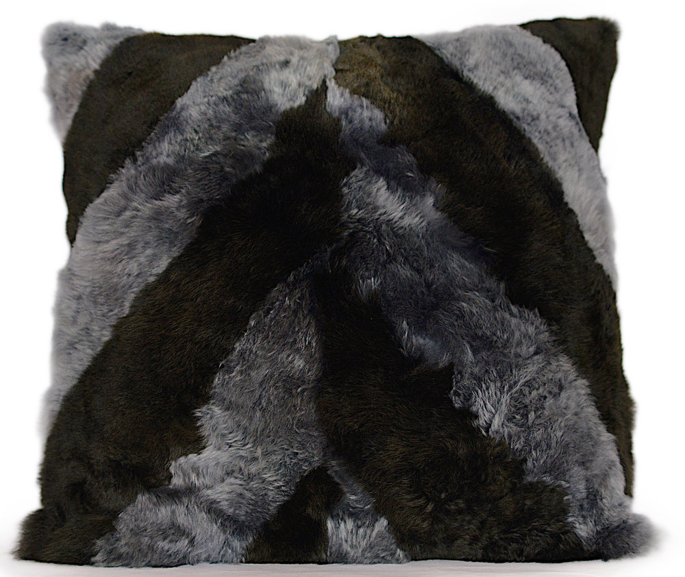 ALPACA FUR PILLOW CUSHIONS