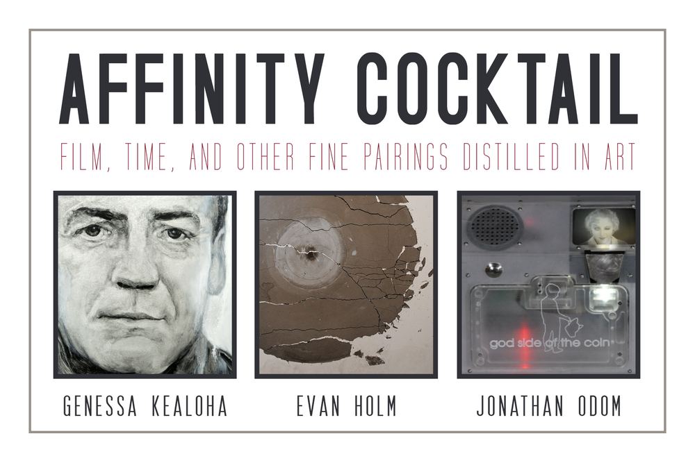Affinity Cocktail Flyer