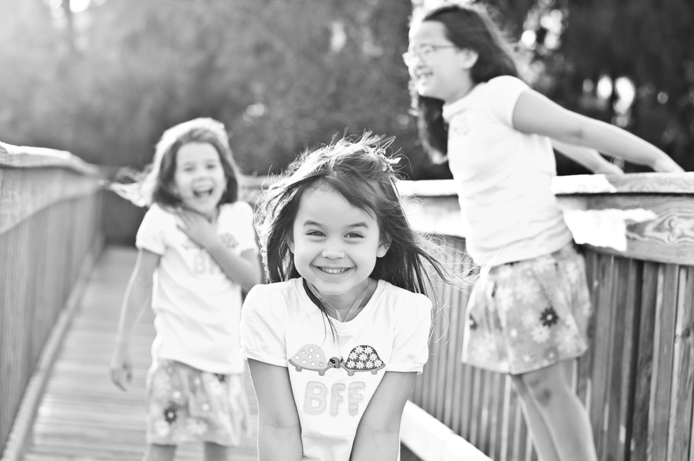 joyful child photography