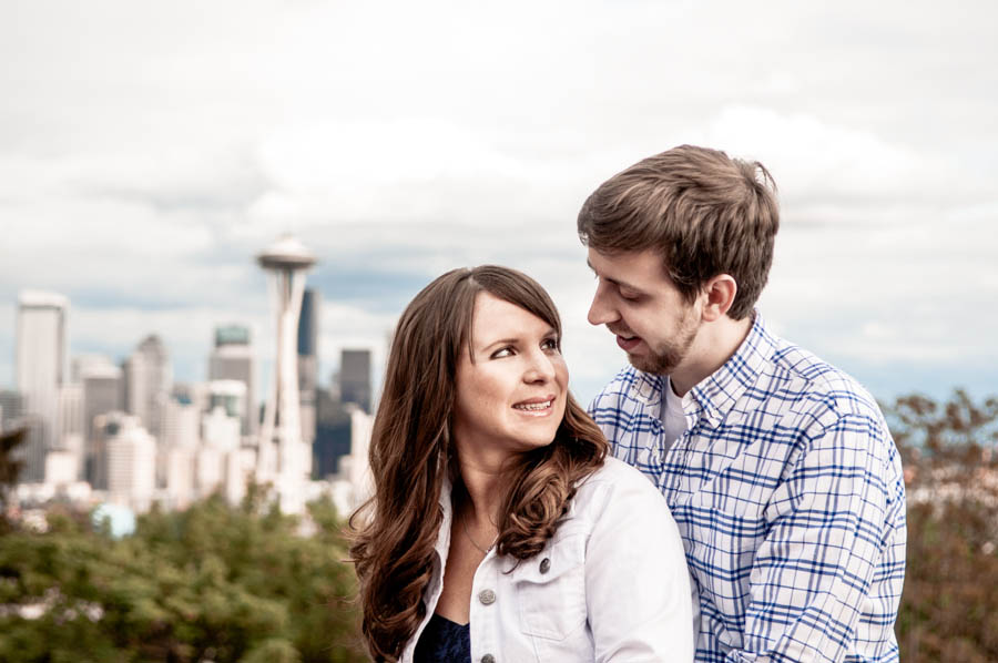 ©Gaby Cavalcanti Photography - Seattle engagement Photographer