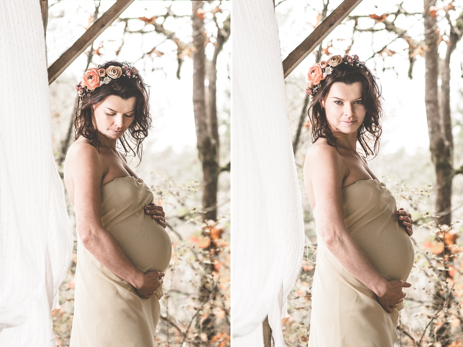 Concept maternity Portrait - via Gaby Cavalcanti Photography