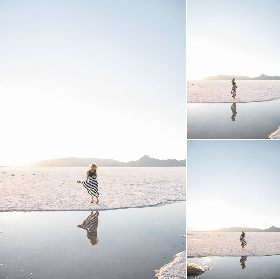Salt Flats Fine Art Reflection Photography - via Gaby Cavalcanti Photography