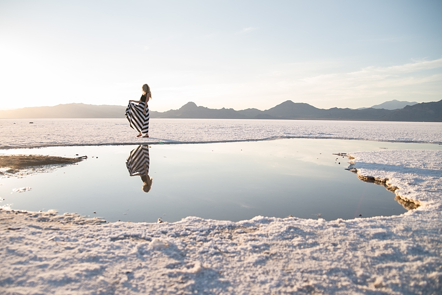 Salt Flats Editorial Landscape Photography - via Gaby Cavalcanti Photography