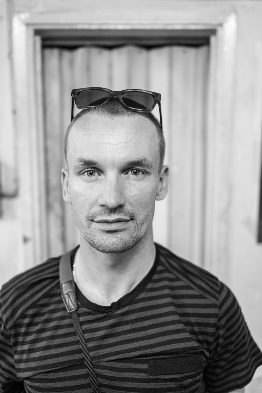 Adam Taylor Campbell: Hong Kong connoisseur.