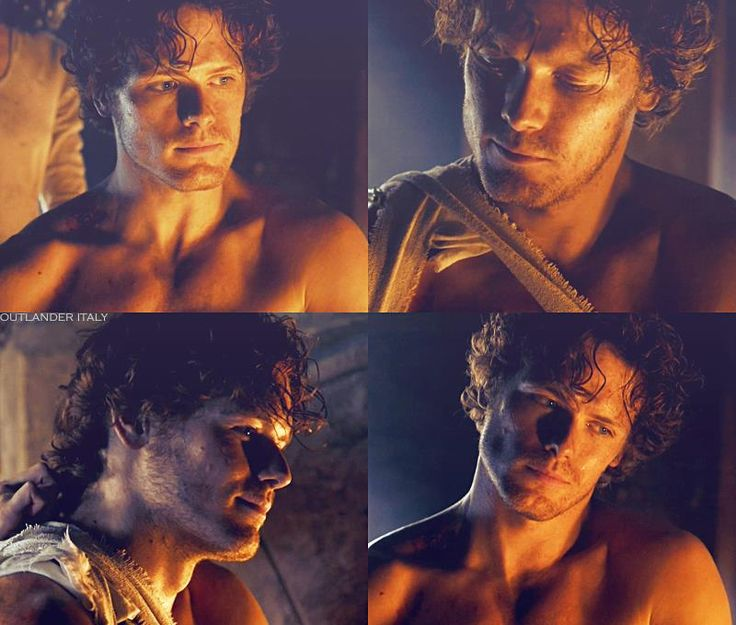 Yes, currently we are WAY too obsessed with all things Jamie and Outlander. Any reason to break out a Jamie picture is a good reason to us! SWOON!