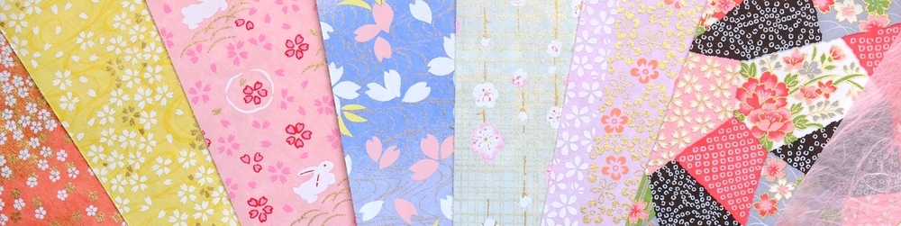 "The Washi Box of April is themed ""Sakura"" ( Cherry Blossom)"