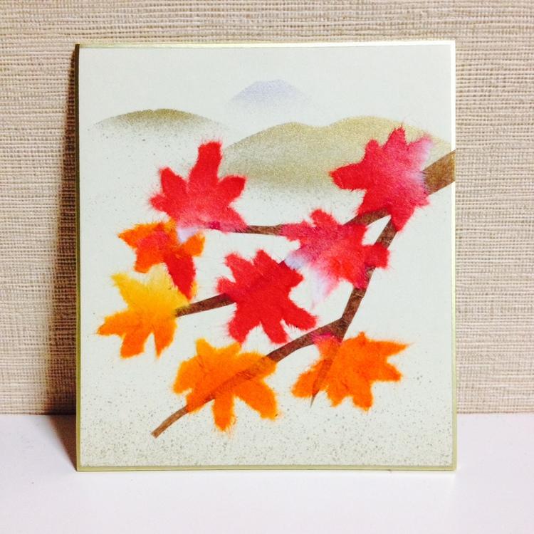 chigiri-e-papier-japonais-washi-itajime