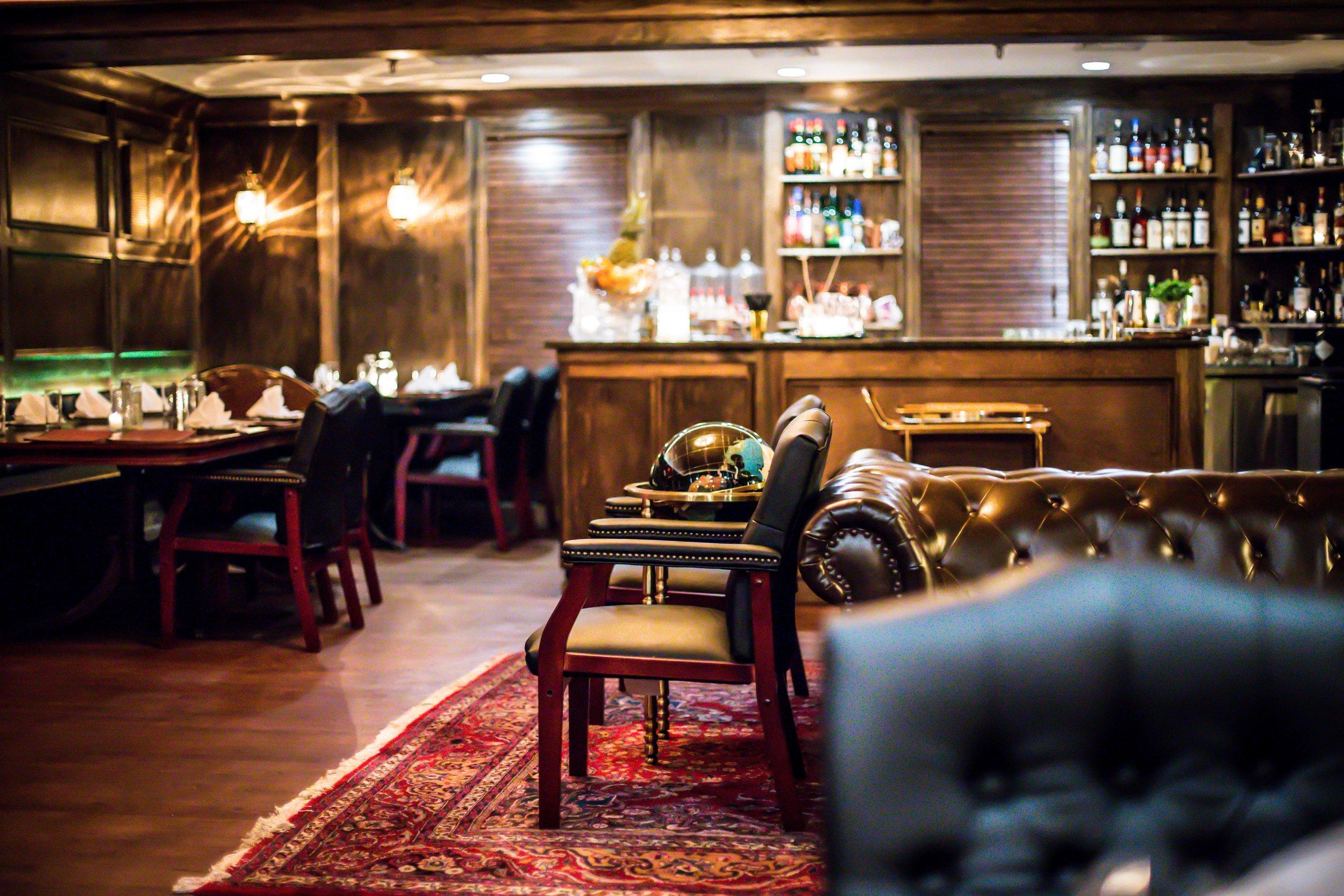 The Baldwin Bar at Sichuan GardenThe Baldwin Bar