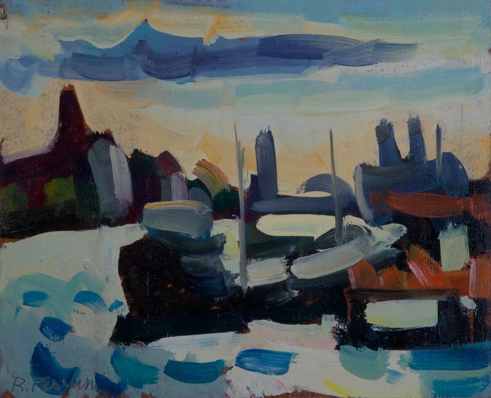 Tramonto Canale Giudecca