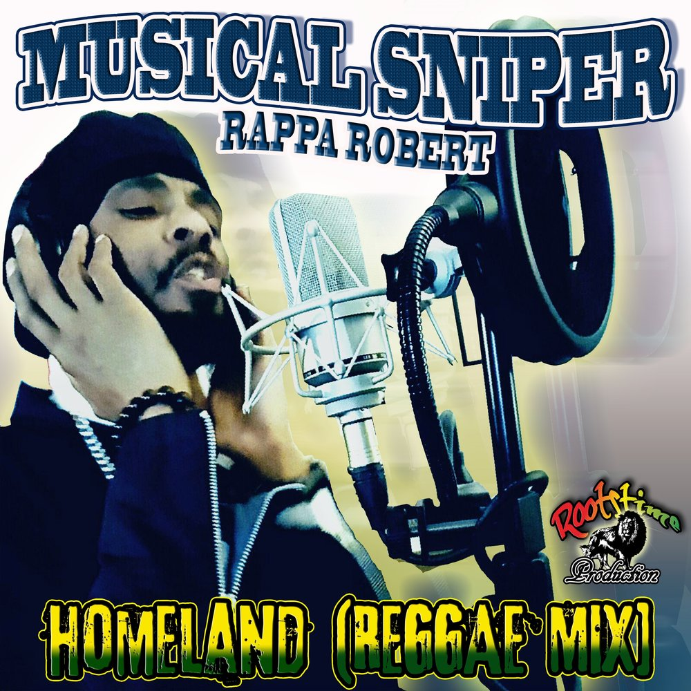 MusicalSniper_Homeland_Reggae mix_coverlogo.JPEG