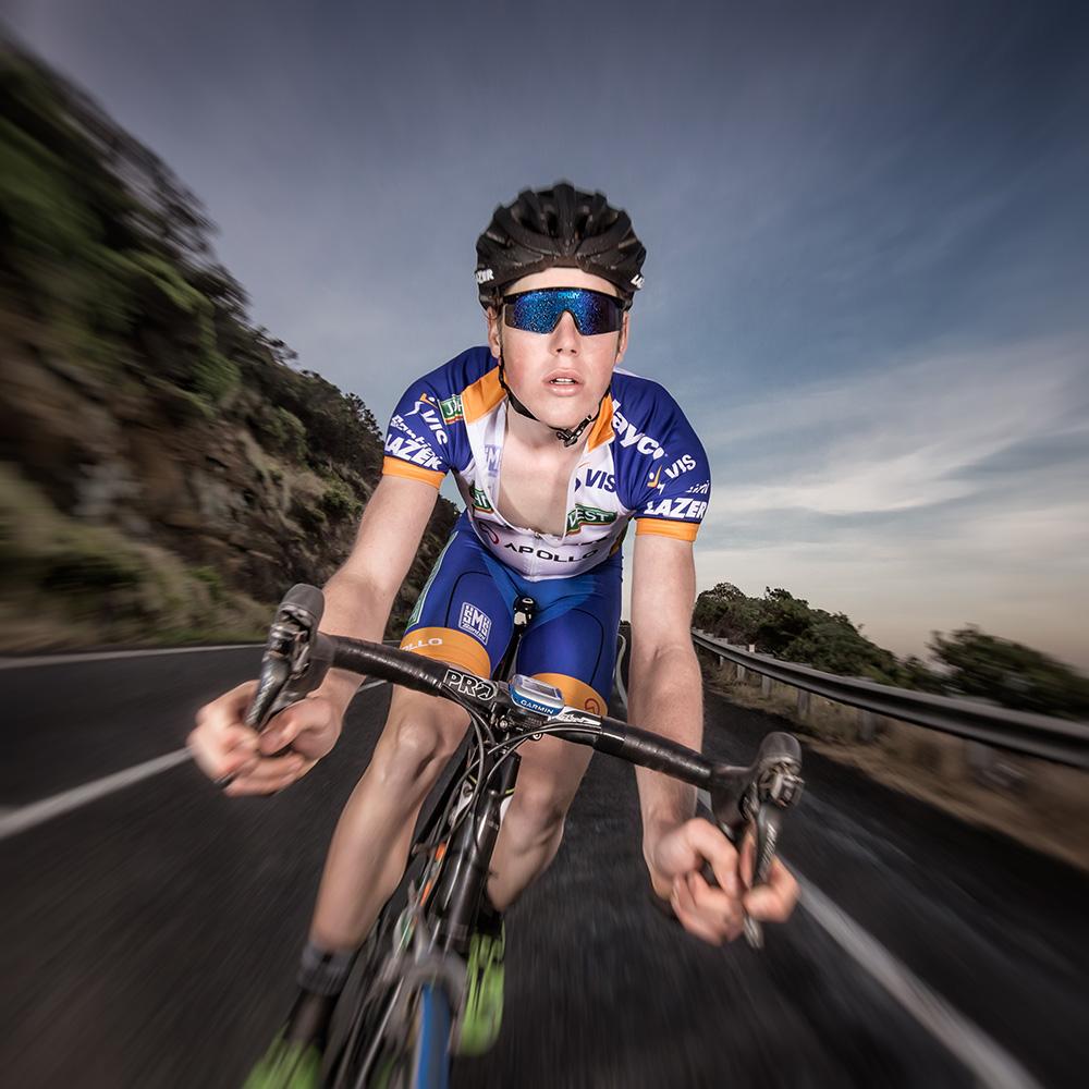 Alex Morgan on the Great Ocean Road
