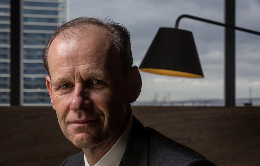 ANZ CEO Shayne Elliott