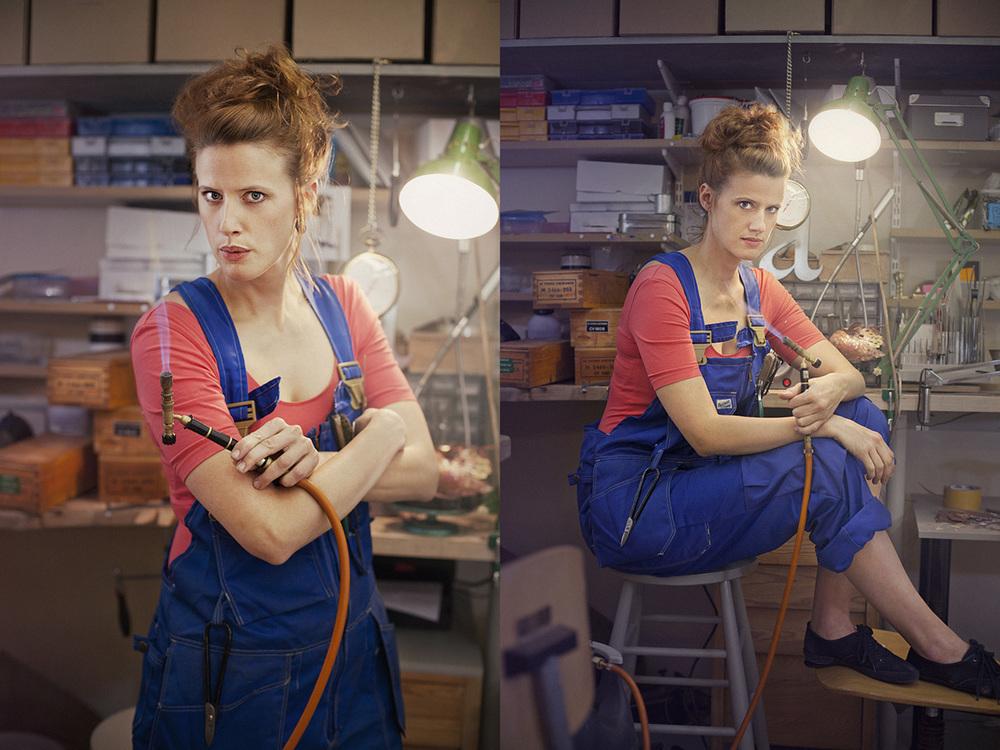 Hanna Hedman, jewelry designer