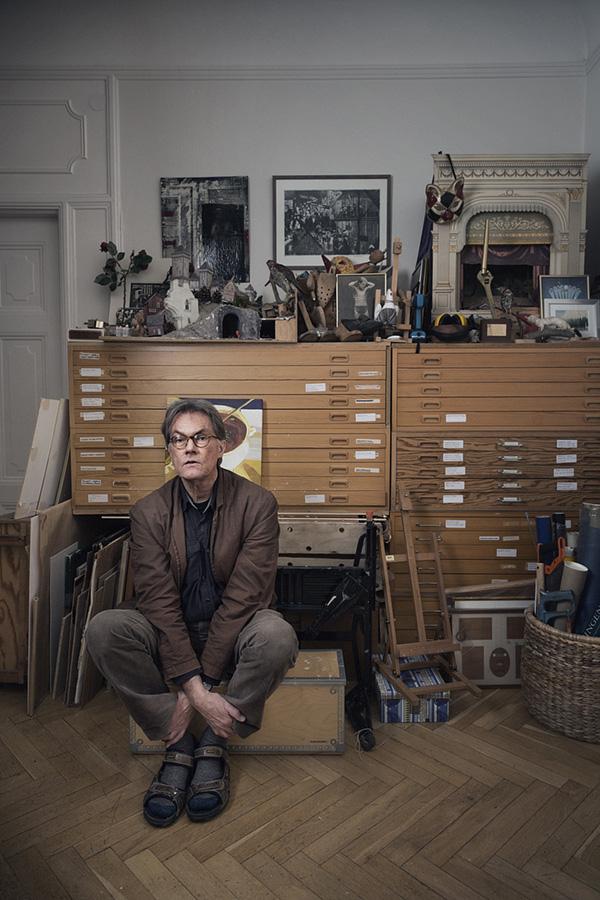 Sven Nordqvist, author
