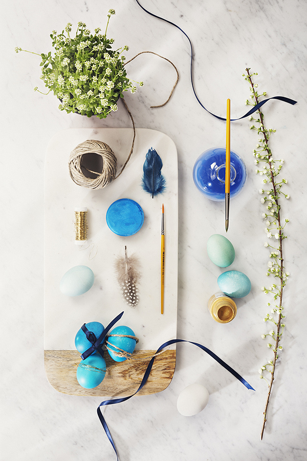 Spring decorations, Nya Rum magazine
