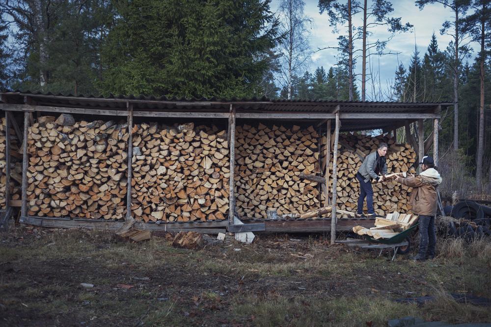 Åsa Jugnelius and Ludvig Löfgren