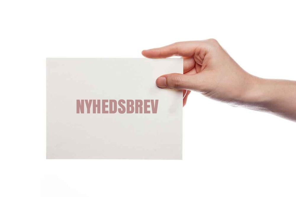 NYHEDSMAIL Følg med på sidelinjen og bliv opdateret, når der er nyt. Tilmeld dig vores månedlige nyhedsmail  her