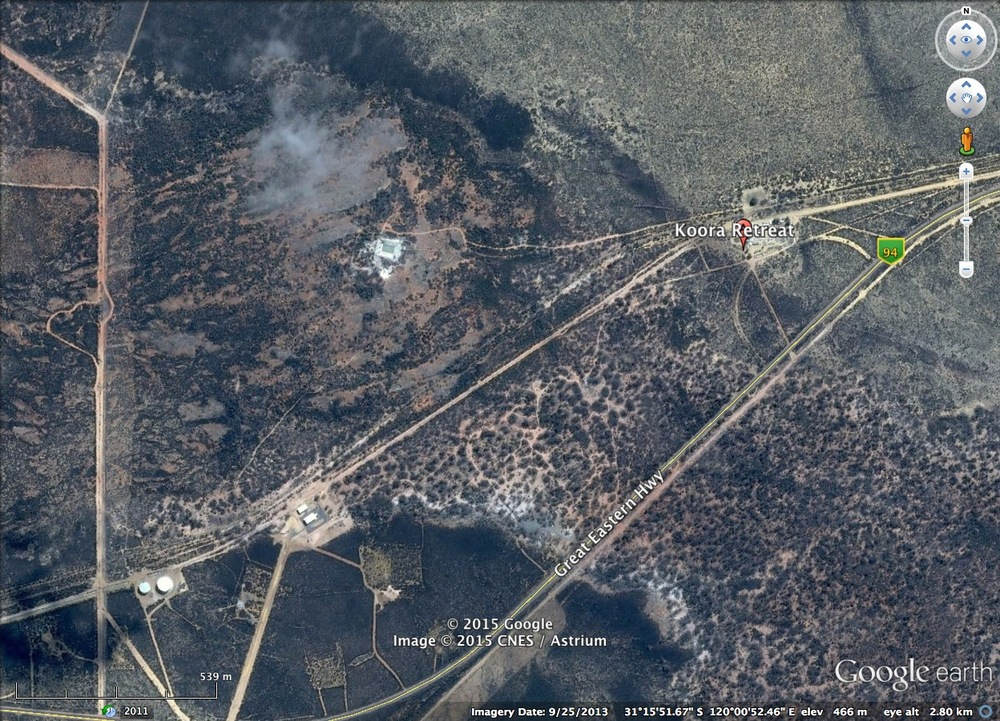 google earth hunts tk