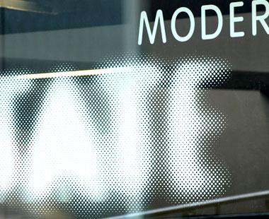 Tate Modern  Wayfinding & Signage