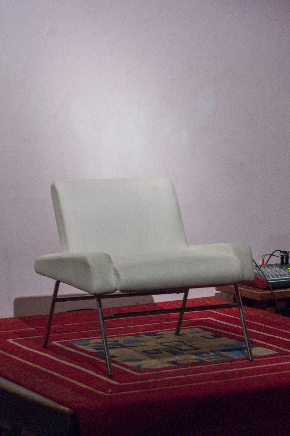 A simple chair whose only desire is to find an owner that will love and cherish it