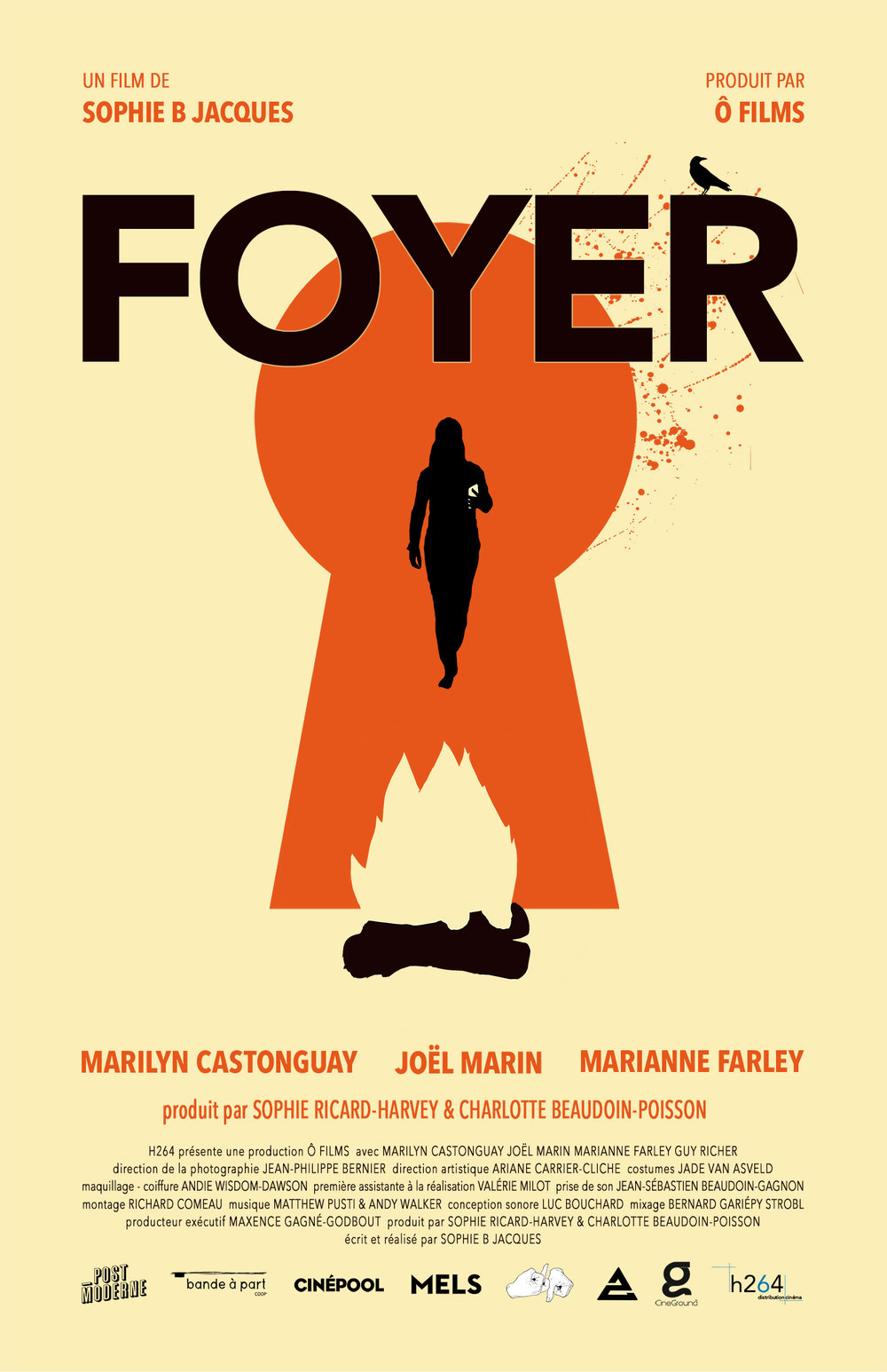 FOYER  - 11 min - fiction - 2018