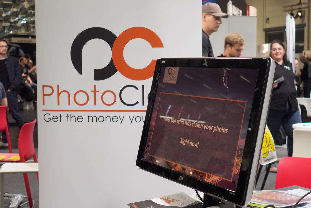 Photoclaim:in osasto Photokinassa