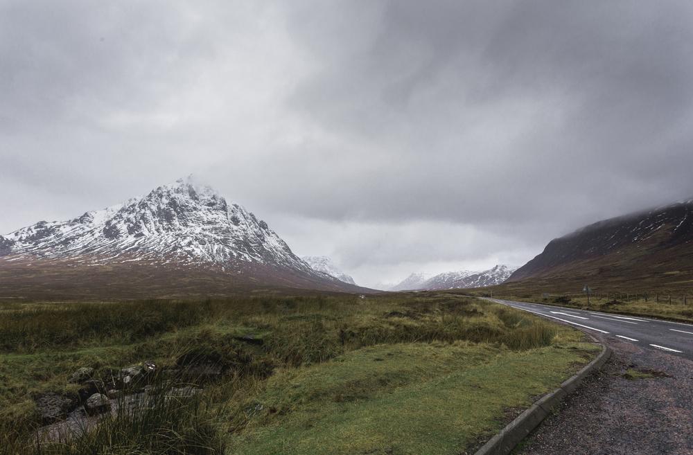 Five Sisters, Scotland -