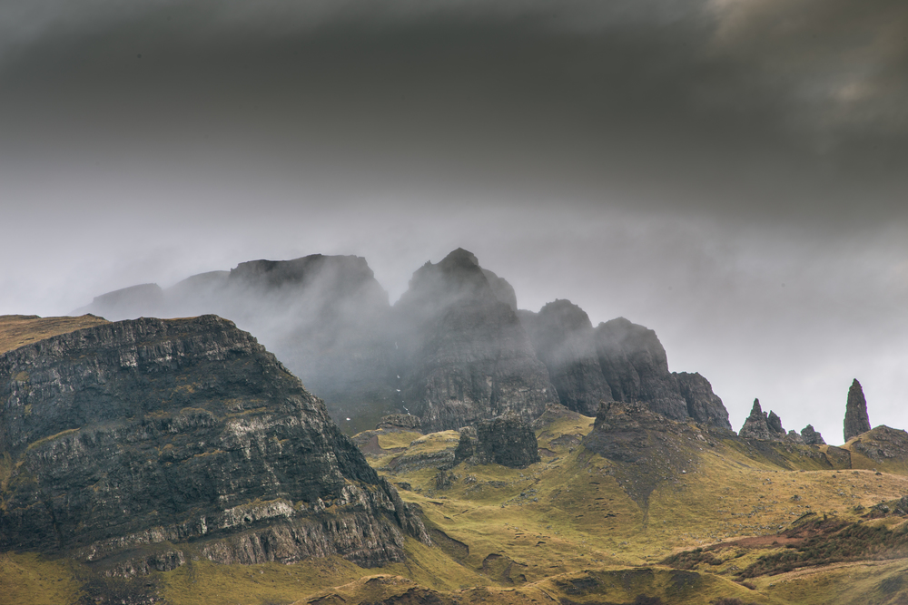 Isle of Skye, Scotland -