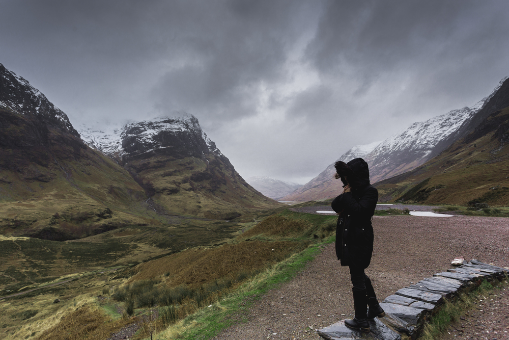 Five Sisters, Scotland -   Lisa Tuong -
