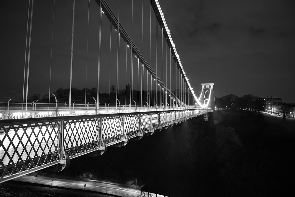 'Clifton Suspension Bridge' 2016