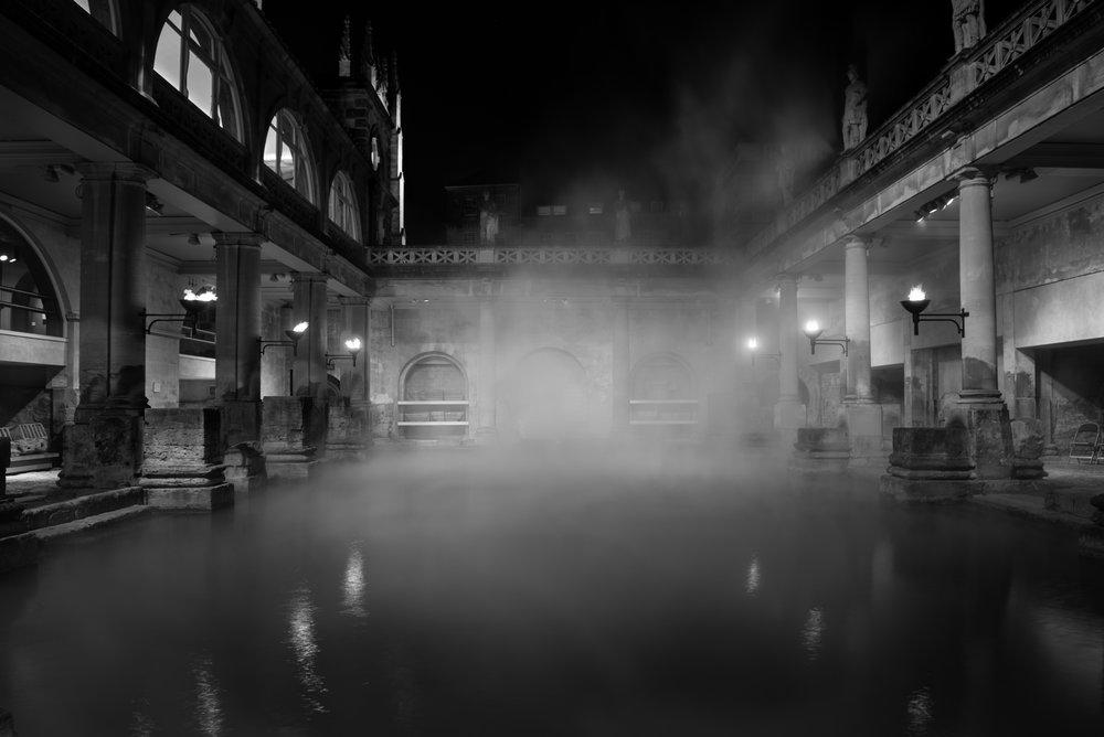 'Roman Baths' - 2017