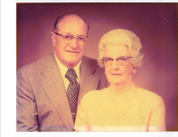 Mason and Dorothy Alger