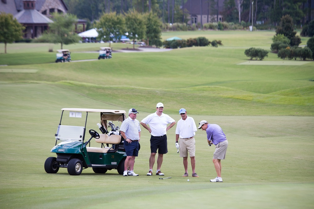 2013 Tee it Up Fore Missions Golf Tournament