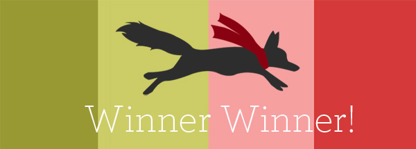 Spring Giveaway Winner