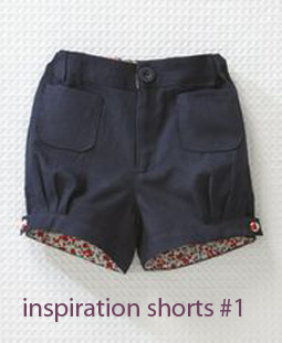 Olive's Friend Pop Shorts