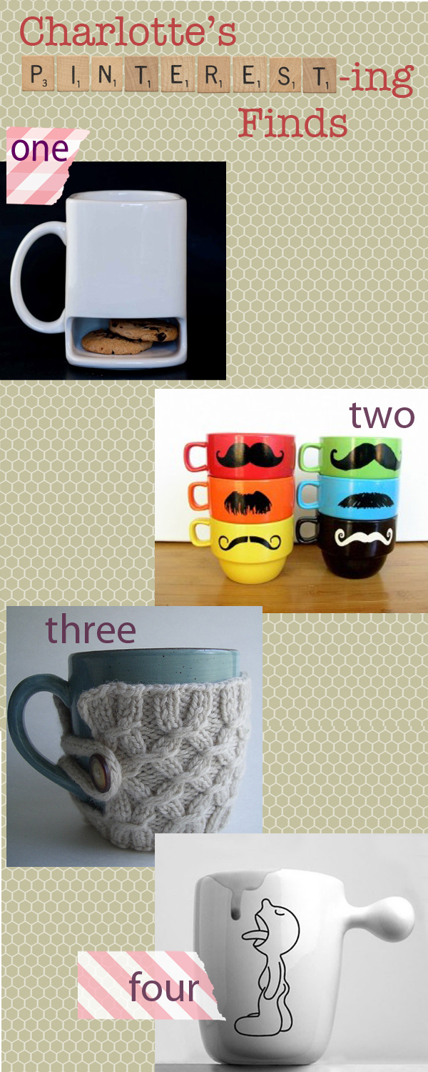 Pinteresting Finds - Coffee Mugs
