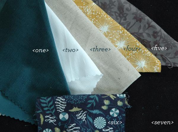 All A/W11 Fabrics