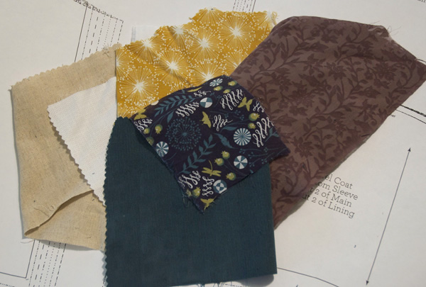 A/W11 Fabrics