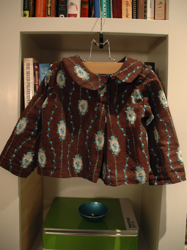Chickadee Blouse