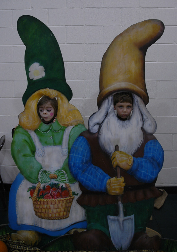 American Gothic, Gnome Style