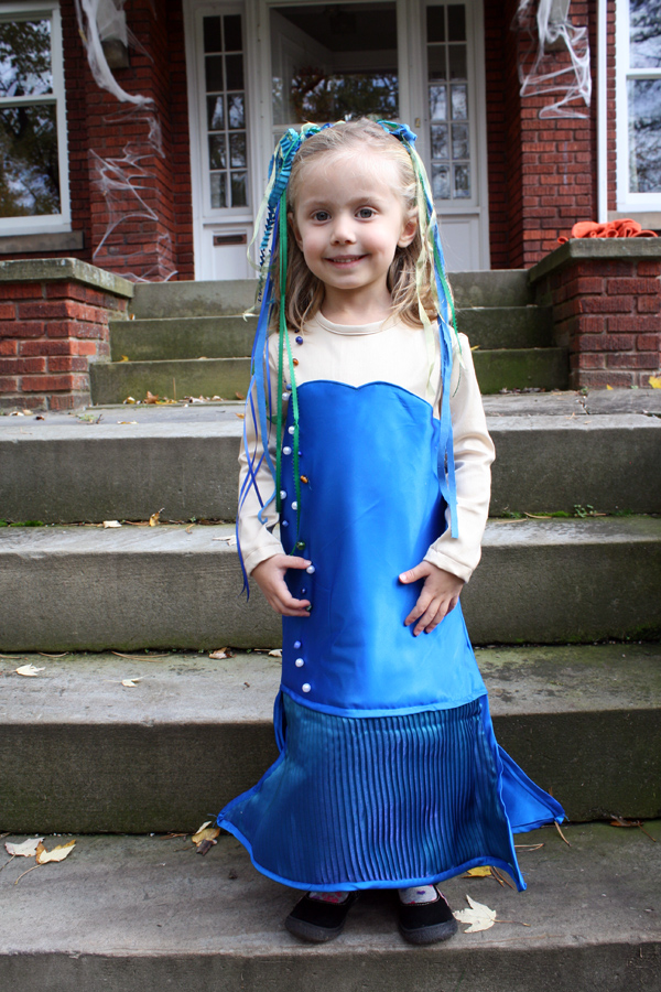 Evie Mermaid